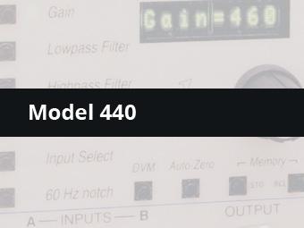 laboratory amplifiers